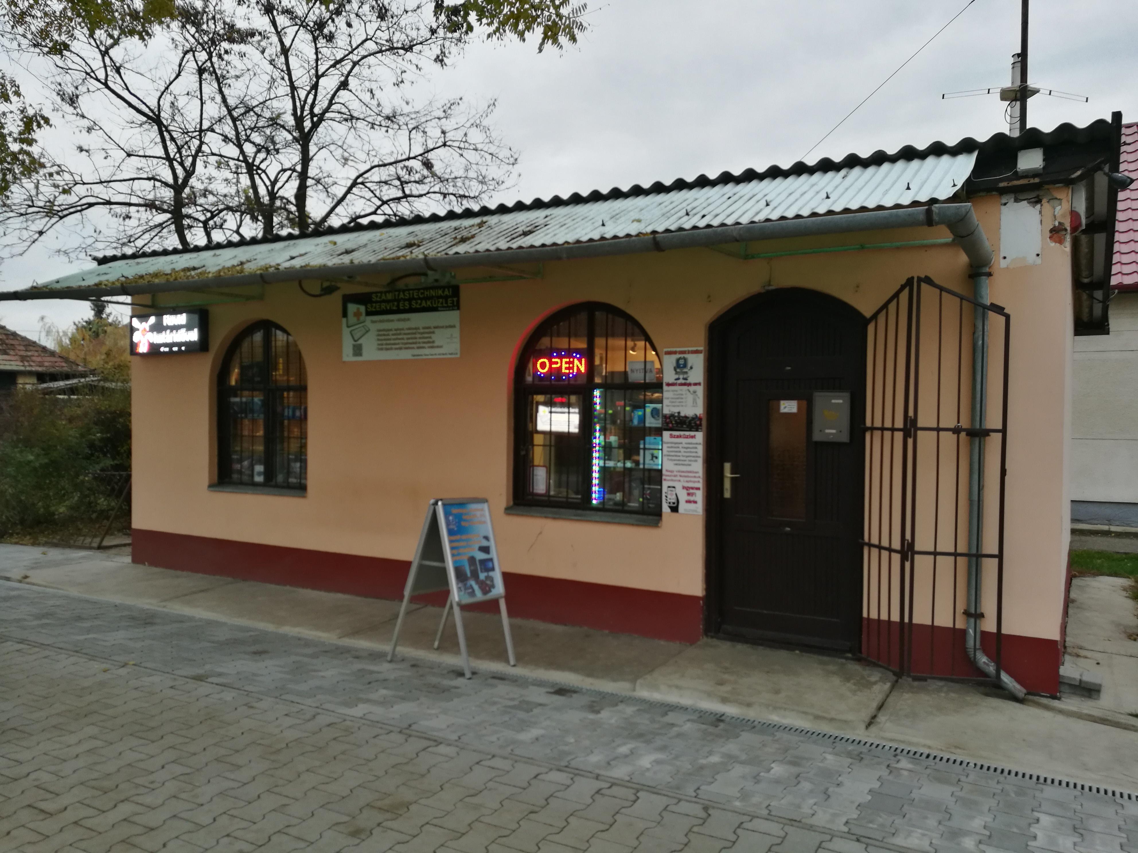 VIANZO-SZERVIZ Martfű Rákóczi út 1/D.